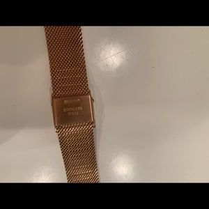 Daniel Wellington watch worn once.